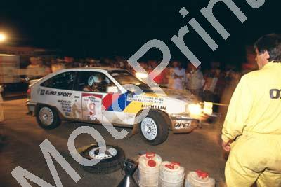 1987 Safari 9 Rauno Aaltonen, Lofty Drews Opel Kadett GSi night(RSwan) (1)