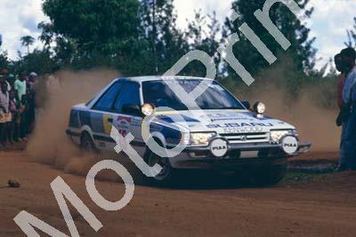 1987 subaru rx turbo