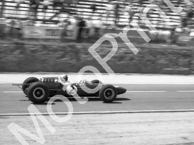 1964 Rand GP 2 Mike Spence Lotus 33 Climax NOT PIN SHARP (courtesy David Swan)