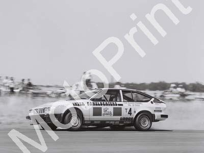 1983 Welkom Gp 1 T4 Paolo Cavalieri Alfa GTV6 (permission Malcolm Sampson Motorsport Photography) (7)