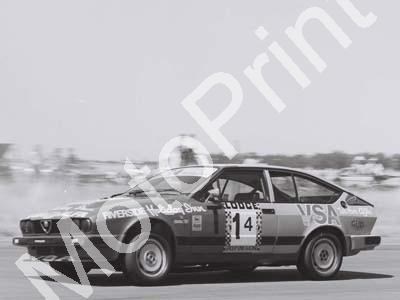 1983 Welkom Gp 1 T14 Maurizio Bianco Alfa GTV6 (permission Malcolm Sampson Motorsport Photography) (4)