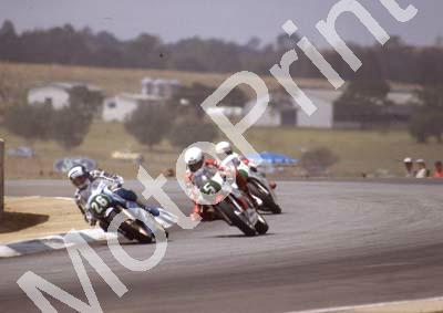 1983 SA GP 250 5 Carlos Lavado 26 Thierry Rapicault Yamaha (Colin Watling Photographic) (22)