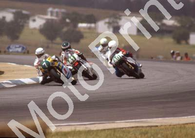 1983 SA GP 250 7 Paolo Ferretti MBA 41 Rob Petersen Yamaha 40 Mike Crawford(Colin Watling Photographic) (38) - Click Image to Close