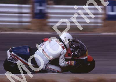 1983 SA GP 500cc 9 Ron Haslam Honda (Colin Watling Photographic) (7)