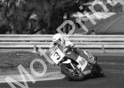 1988 Dbn MC 3 Mark Welthagen Yamaha TZR250 (Colin Watling Photographic) (29)