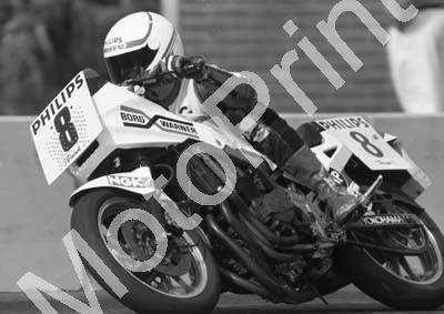 1988 Dbn MC 8 Steven Behrens Suzuki GSX400 (Colin Watling Photographic) (2)