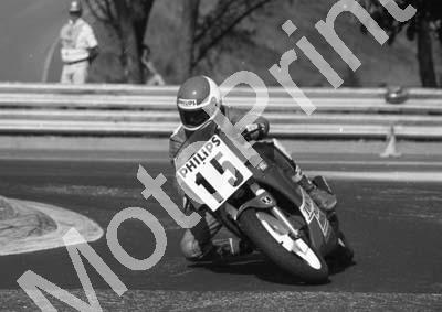 1988 Dbn MC 15 Clive Spencer Yamaha TZR250 (Colin Watling Photographic) (29)