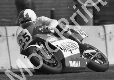 1988 Dbn MC 25 Dave Emond Yamaha 250U (Colin Watling Photographic) (35)