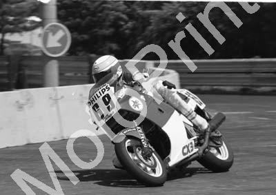 1988 Dbn MC 69 Dave Petersen Honda VFR750 (Colin Watling Photographic) (37)