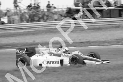 1985 Brands European GP 5 Nigel Mansell Williams FW10 (Colin Watling Photographic) (20)
