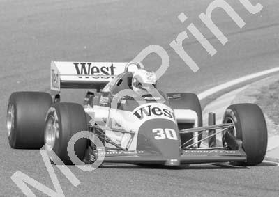 1985 Brands European GP 30 Jonathan Palmer Zakspeed 841-4 (Colin Watling Photographic) (42)
