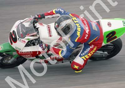 1997 Kya Nov MC 2 Danie Maritz Honda CBR600 (Colin Watling Photographic) (12)