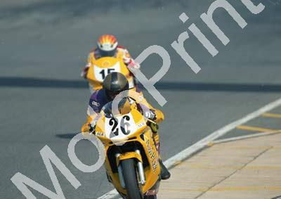 1997 Kya Nov MC 26 Clinton Pienaar Honda CBR600 (Colin Watling Photographic) (8)