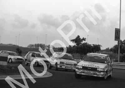 1988 Dbn Stannic 45 Serge Damseaux Conquest RSi (Colin Watling Photographic) (4) - Click Image to Close