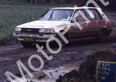 1987 Stannic GpN Cape 4 Serge Damseaux.....Toyota (courtesy Roger Swan) (65)
