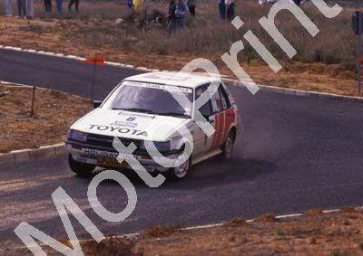 1988 Cape Oct Gp N 8 Glen Gibbons, Peter Cuffley Conquest (courtesy Roger Swan) (32)