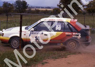 1988 Cape Oct Gp N 14 Schalk, Sue Burger Mazda 323(courtesy Roger Swan) (26)