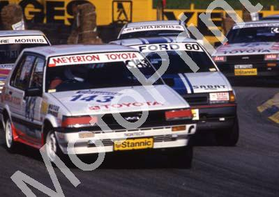 1987 Kya Oct Stannic C143 Colin Clay Corolla TC D60 Willie Hepburn Ford TX3 (courtesy Roger Swan) (12)