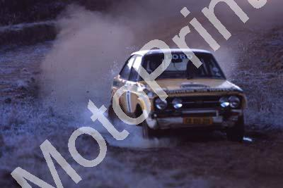 1977 Total rally 8 Escort RS1800 Jan Hettema, Franz Boshoff (8)