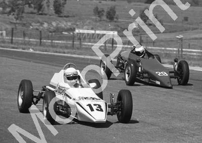 1984 Kya FV 13 Mike Frankle Harrier MP82 29 Dave Koekemoer S&J Mk5 (Colin Watling Photographic) (6)