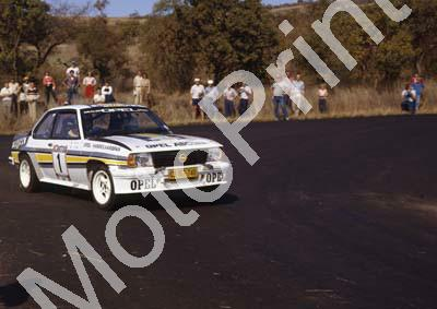 1983 Castrol Intnl 1 Jimmy McRae, Ian Grindrod Opel Ascona 4thl (Courtesy Roger Swan)(8)