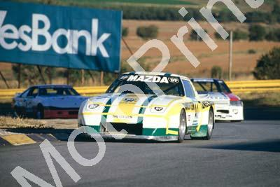 1986 Kya Wesbank A1 Ben Morgenrood Mazda RX7 (courtesy Roger Swan) (3) - Click Image to Close