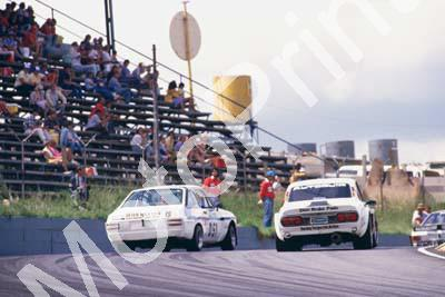 1987 Yellow Pages Wesbank D51 Pat Duckham Escort 1,6 ....... (courtesy Roger Swan) (23)