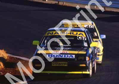 1988 Zkops July Stannic C57 Mike O-Sullivan Honda 160i name on car check (R Swan) (8)