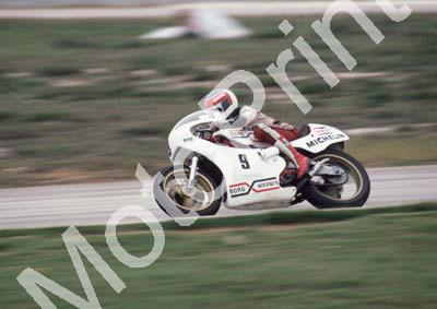 1985 Kya MC 9 Mario Rademeyer Yamaha TZ (Colin Watling Photographic) 322 (23) - Copy