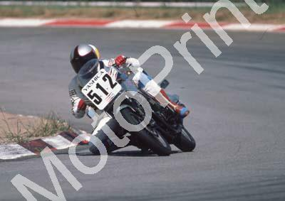 1985 Kya MC 512 Sean Brummer Kawasaki ZX550 plus shadow (Colin Watling Photographic) 322 (10)
