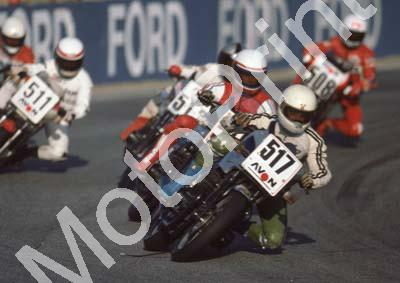 1985 Kya MC 517 J Zacharioudakis Kawasaki ZX550 (Colin Watling Photographic) 322 (73)