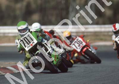 1985 Kya MC 701 Jamie Thomas Kawasaki 736 Russell Wood Yamaha RZ500 (Colin Watling Photographic) 322 (79)