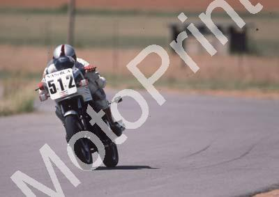 1985 Welkom MC 512 Sean Brummer Kawasaki ZX550(Colin Watling Photographic) 322 (11)