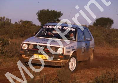 1990 Algoa 13 Paolo Piazza-Musso, Gail Tarlton check Golf (courtesy Roger Swan) (11)