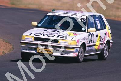 1990 Killarney Jan Stannic C40 Serge Damseaux Toyota (courtesy Roger Swan) (65) - Click Image to Close