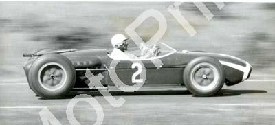 1960 Cape GP Dec Syd Van der Vyver Lotus Alfa 18