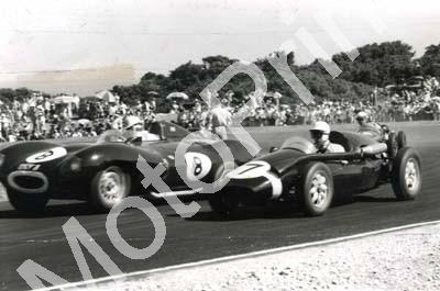 1960 SA GP EL 1 Jan 4 Love D type, Stirling Moss Cooper Borgward, Roy Humphries Cooper Climax