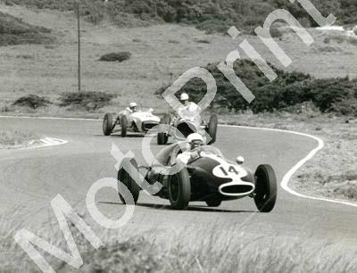 1960 SA GP EL Dec Dave Wright Cooper , George Cannell Cooper Chev, Nigel Payne FJ Lotus 18