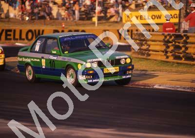 1990 Kya May Stannic A10 Peter Lanz BMW 325i (courtesy Roger Swan) (29)