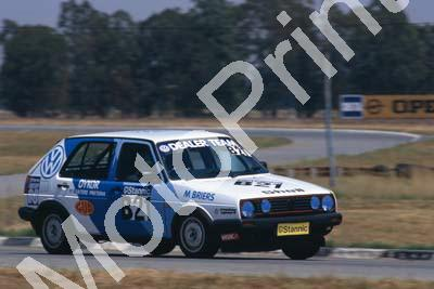 1990 Welkom Feb Stannic B21 Marthinus Briers VW Golf (courtesy Roger Swan) (102)