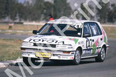 1990 Welkom Feb Stannic C47 Mike White Toyota Conquest (courtesy Roger Swan) (162)