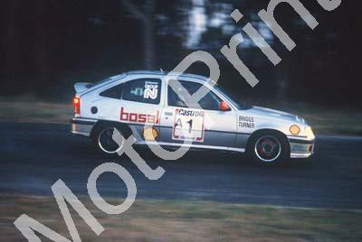 1992 Killarney 9 hr A1 Michael Briggs Roddy Turner Opel Kadett 16V evening ed(Courtesy Roger Swan) (1)