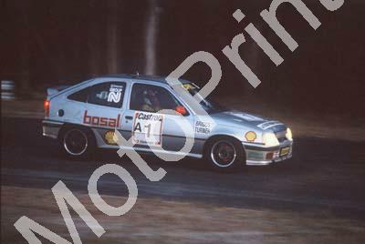 1992 Killarney 9 hr A1 Michael Briggs Roddy Turner Opel Kadett 16V evening(Courtesy Roger Swan) (9)