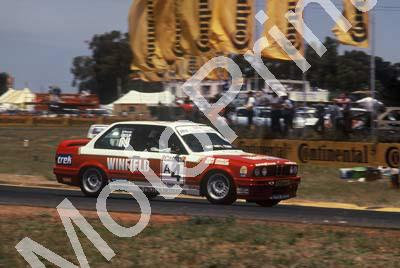 1992 Killarney 9 hr A4 Deon Joubert Geoff Goddard BMW325iS(courtesy Roger Swan) (4)