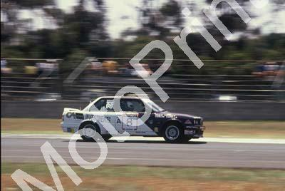 1992 Killarney 9 hr A8 Carlos, Paolo Capella BMW 325iS WHEEL LOST (courtesy Roger Swan) (4)