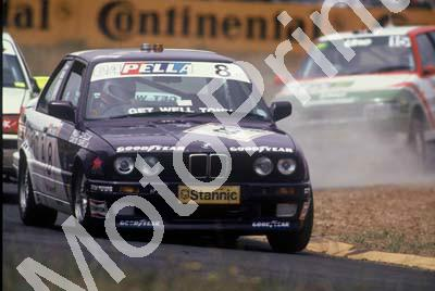 1992 Killarney 9 hr A8 Carlos, Paolo Capella BMW 325iS WHEEL LOST (courtesy Roger Swan) (17)