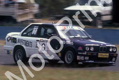1992 Killarney 9 hr A8 Carlos, Paolo Capella BMW 325iS WHEEL LOST (courtesy Roger Swan) (20)