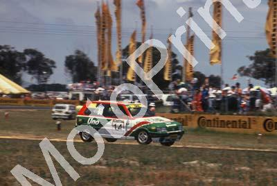 1992 Killarney 9 hr B14 Hennie van der Linde Arnold Chatz Uno Turbo (courtesy Roger Swan) (3)