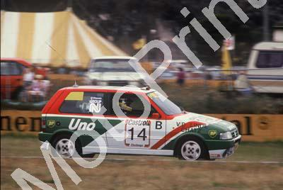 1992 Killarney 9 hr B14 Hennie van der Linde Arnold Chatz Uno Turbo (courtesy Roger Swan) (8)