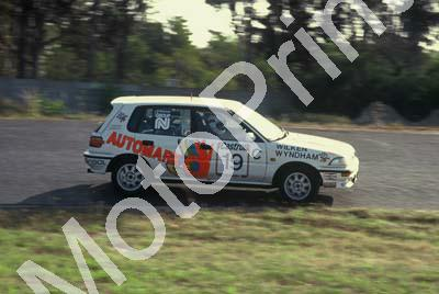 1992 Killarney 9 hr C19 Steve Wyndham Charl Wilken Conquest RSi evening(courtesy Roger Swan) (4)